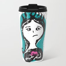 LOST TIME Metal Travel Mug