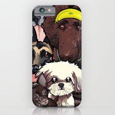 Dogs. Slim Case iPhone 6s