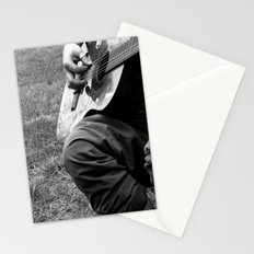 Music. Stationery Cards