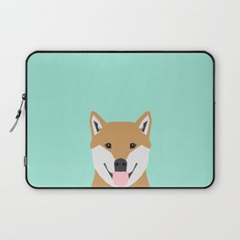 Cassidy - Shiba Inu gifts for dog lovers and cute Shiba Inu phone case for Shiba Inu owner gifts Laptop Sleeve