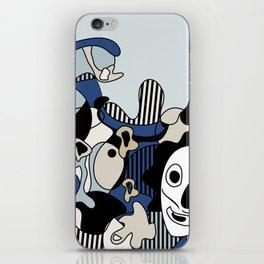 Art Brut iPhone Skin