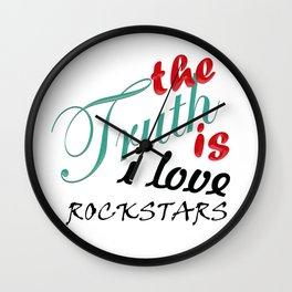 The Truth is... Wall Clock