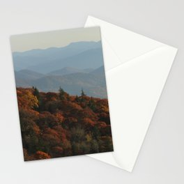 Blue Ridge Mountains Stationery Cards