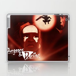 """Hearts of Darkness"" - Dungeons & Doritos Laptop & iPad Skin"