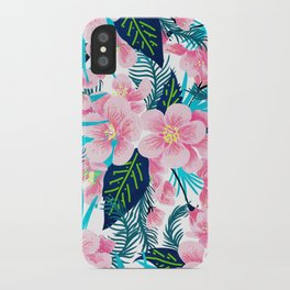 Floral Gift iPhone Case