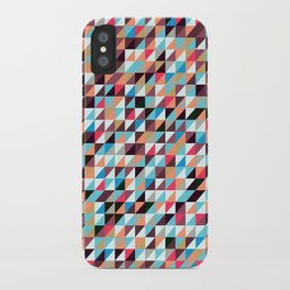 Quilted Patchwork iPhone Case
