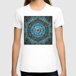 """Om Namah Shivaya"" Mantra- The True Identity- Your self T-shirt"