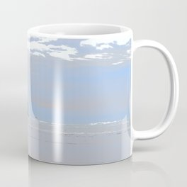 Illustrated Haystack Rock Coffee Mug