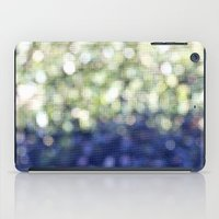 bokeh iPad Cases featuring Bokeh by natalie sales