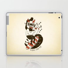 Vieni con Me Laptop & iPad Skin