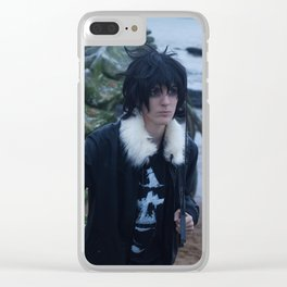 Nico di Angelo Clear iPhone Case