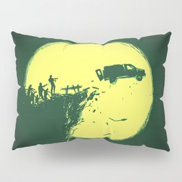 Zombie Invasion Pillow Sham