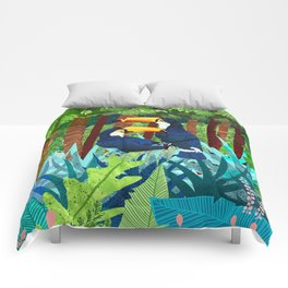 Tucans Comforters