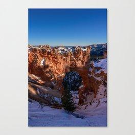 Natural_Bridge 8376 - Bryce_Canyon_National_Park, Utah Canvas Print