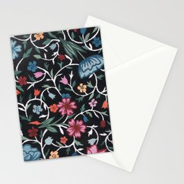Enchanted Garden Scroll Stationery Cards