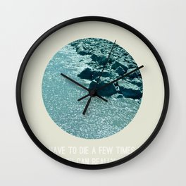 Always Create.  Wall Clock