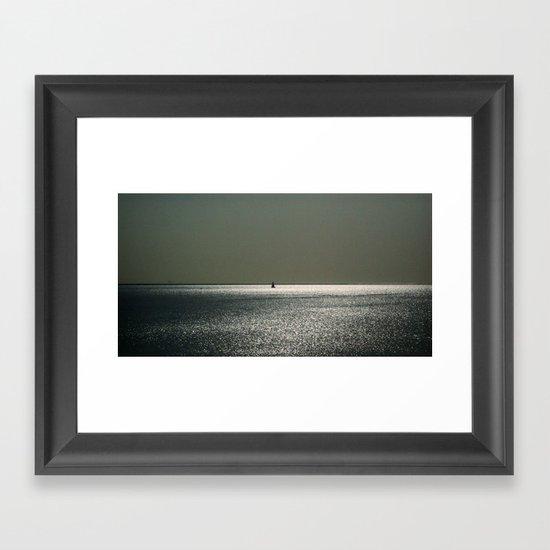 ~ Shining ~ Shimmering ~ Splendid ~ Framed Art Print