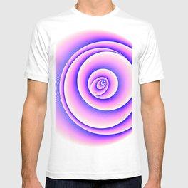 Mandala - Graphic Art (Flower Element) T-shirt