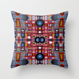 Pill Party Throw Pillow