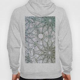 Lace pattern Hoody