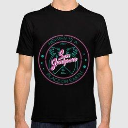 SAN JUNIPERO T-shirt