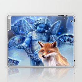 Spirit of the Fox Laptop & iPad Skin