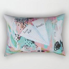 Soar High Beautiful Rectangular Pillow