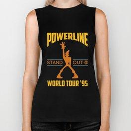 Powerline World Tour 95' Concert Tee Biker Tank