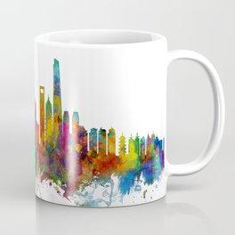 Shanghai China Skyline Coffee Mug