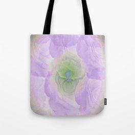 Lilac Rose Tote Bag