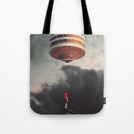 They have Always been Here Tote Bag