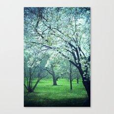 Ambrosial Sight Canvas Print
