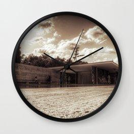 Va de Mies Wall Clock