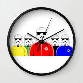 Stormzy Troopers Wall Clock