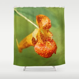 Spotted Touch Me Not Shower Curtain