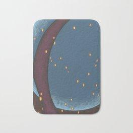 Moonlike Bath Mat