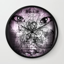 Inventive Wall Clock