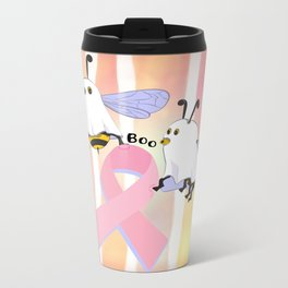 Flight of the Boobee Metal Travel Mug