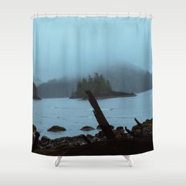 Cape Scott Shower Curtain