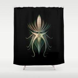 Kraken Mask Shower Curtain