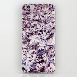 Leaves, leaves, leaves iPhone Skin