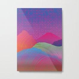 Eros Metal Print