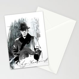 Rachmaninoff Stationery Cards