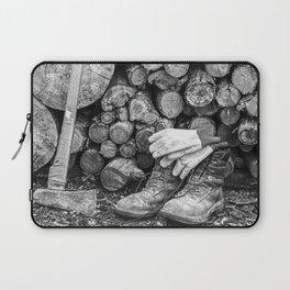Manual Labor - Firewood 1 Laptop Sleeve