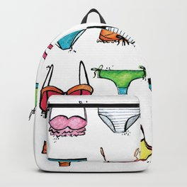 Mix your perfect bikini Backpack