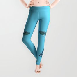 Glacier Bay II Leggings