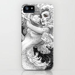 Siren song iPhone Case
