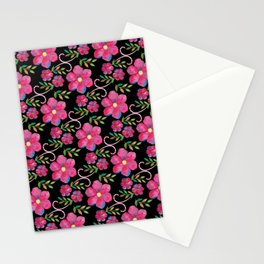 Flowers (pattern) Stationery Cards