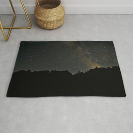 Cottage Life, The Universe, and Everything Rug
