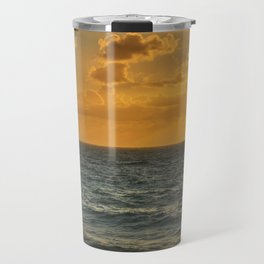 Another Sunset in Cornwall Travel Mug